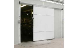 Дверь откатная АТМ ОД-800.1800/02 - 80С для холодильной камеры