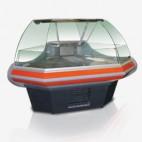 Холодильная витрина Нарочь УН 90 ВСВ под выносное оборудование (0…+7)