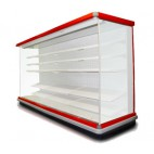 Холодильная горка Селенга 250П ВВФ(+1…+10)