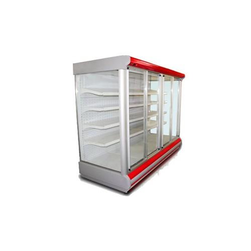 Холодильная горка Амур 125П ВСГ(0….+7)