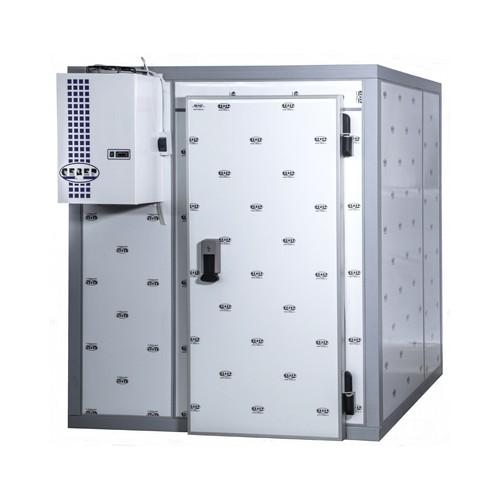 Холодильная камера КХC-26,5(2560х4960х2460) 80 мм