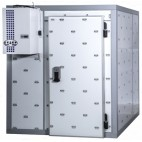 Холодильная камера КХС-55,9(2860х9160х2460) 80 мм
