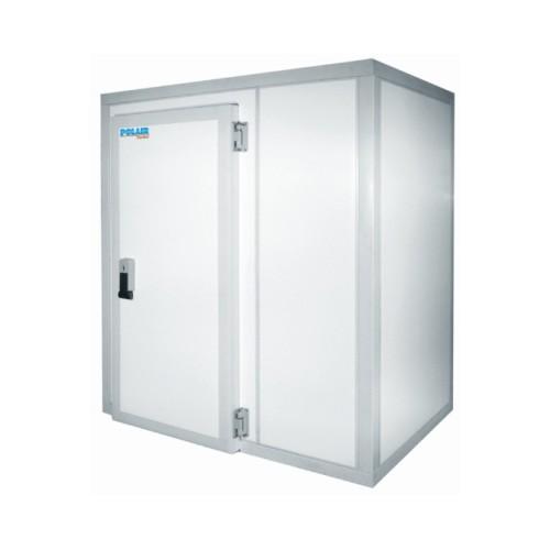 Холодильная камера КХН-17,39 (1960х4360х2460) 80 мм