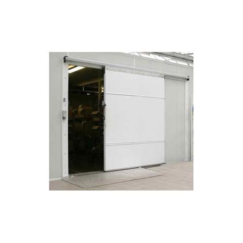 Дверь откатная АТМ ОД-1400.1800/02 - 80С для холодильной камеры