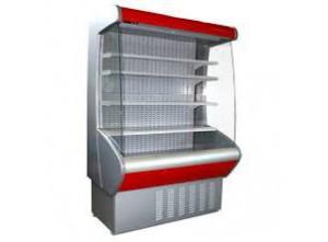 Горки холодильные встройка